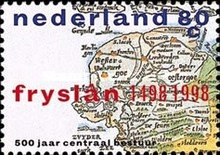 [The 500th Anniversary of the Central Adminstration of Friesland, Typ ATM]