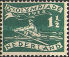 [Olympic Games - Amsterdam, type BD]