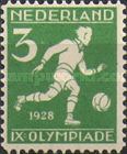 [Olympic Games - Amsterdam, type BF]