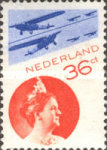 [Airmail - Queen Wilhelmina, type BZ]
