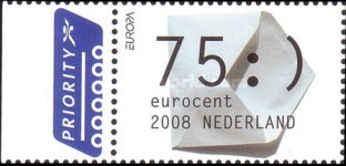 [EUROPA Stamps - Writing Letters, Typ BZH]