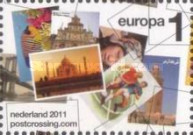 [Postcrossing - To Promote the Sending of Postcards, Typ CLV]