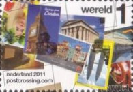 [Postcrossing - To Promote the Sending of Postcards, Typ CLX]