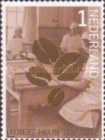 [The 125th Anniversary of the Albert Heijn Supermarked, Typ CNA]