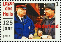 [The 125th Anniversary of the Dutch Salvation Army, Typ CND]