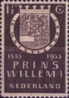[The 400th Anniversary of the Birth of King William I of the Netherlands, 1772-1843, Typ CP]