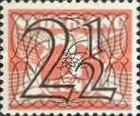 [Numeral Stamps of 1926-1927 Surcharged, Typ FB]