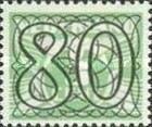 [Numeral Stamps of 1926-1927 Surcharged, Typ FB14]
