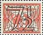 [Numeral Stamps of 1926-1927 Surcharged, Typ FB2]