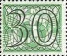 [Numeral Stamps of 1926-1927 Surcharged, Typ FB9]