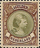 [Queen Wilhelmina, type H1]