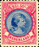 [Queen Wilhelmina, type H2]