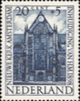 [Charity Stamps, Typ HJ]