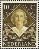 [Queen Juliana´s Coronation, Typ HL]