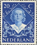 [Queen Juliana´s Coronation, Typ HL1]