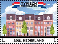 [Typically Dutch - Terraced Houses, type IBT]