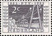 [The 100th Anniversary of the First Dutch Stamp, Typ JK]