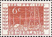 [The 100th Anniversary of the First Dutch Stamp, Typ JL]