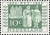[The 100th Anniversary of the First Dutch Stamp, Typ JM]