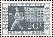 [The 100th Anniversary of the First Dutch Stamp, Typ JN]