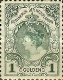 [Queen Wilhelmina, type K]