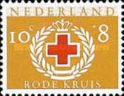 [The 90th Anniversary of Red Cross, Typ MK]