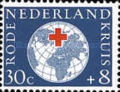[The 90th Anniversary of Red Cross, Typ ML]