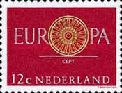 [EUROPA Stamps, type OA]