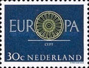 [EUROPA Stamps, type OA1]