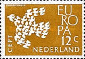 [EUROPA Stamps, Typ OL]