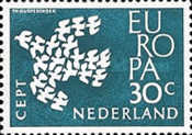 [EUROPA Stamps, Typ OL1]