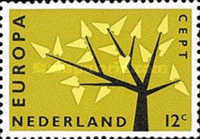 [EUROPA Stamps, type PA]