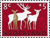 [Charity Stamps, Typ QG]