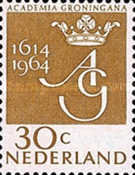 [The 350th Anniversary of the University in Groningen, Typ QK]