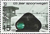 [The 125th Anniversary of the Railways, Typ QL]