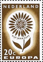 [EUROPA Stamps, Typ QO1]