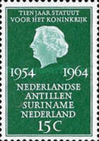 [The 10th Anniversary of the Joint Constitution of The Netherlands, Typ QV]