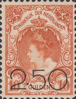 [No. 66 and 92 Overprinted, Typ S]