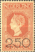 [No. 66 and 92 Overprinted, Typ S1]