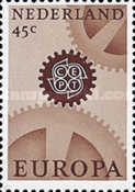 [EUROPA Stamps, Typ SG1]