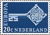 [EUROPA Stamps, Typ TA]