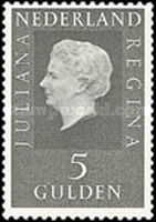 [Queen Juliana - New Values, type TL3]