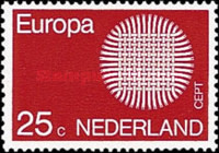 [EUROPA Stamps, type UK]