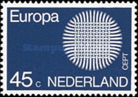 [EUROPA Stamps, Typ UK1]