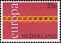 [EUROPA Stamps, type VB]