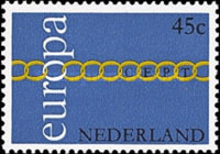 [EUROPA Stamps, type VB1]