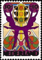 [Charity Stamps, Typ WZ]
