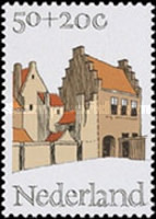 [Charity Stamps, type XU]