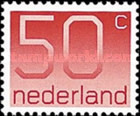 [Numeral Stamp, Typ YI5]