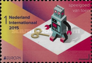 [EUROPA Stamps - Old Toys, Typ ZBR]